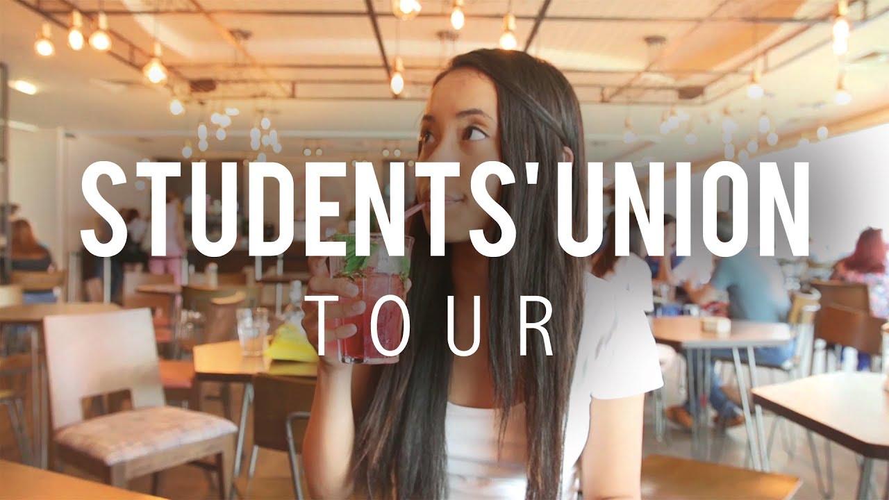 Students' Union tour